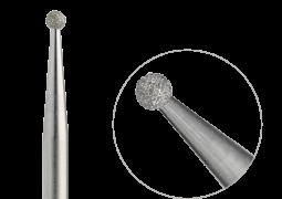 001.524.018 Насадка бор алмазный шарик, средний абразив 1,8мм