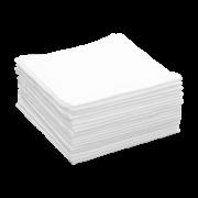 Полотенце комфорт (Спанлейс, белое, 35х70 см, 50 шт/упк)