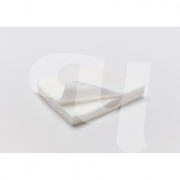 Салфетки (Спанлейс, белые, 15х20 см, 100 шт/упк)