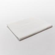Полотенце люкс (Спанлейс, белое, 45х90 см, 50 шт/упк)