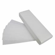 Полоски для депиляции эконом (Флизелин, белый, 7,5х20 см, 100 шт/упк)