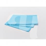 Салфетки бумажные непромокаемые (Бумага, голубой, 33х45 см, 500 шт.)