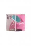 Диск педикюрный пластиковый PODODISC Staleks Pro L в комплекте с сменным файлом 180 грит 5 шт (25 мм)